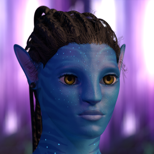 Thumbnail image for Male and female Avatar