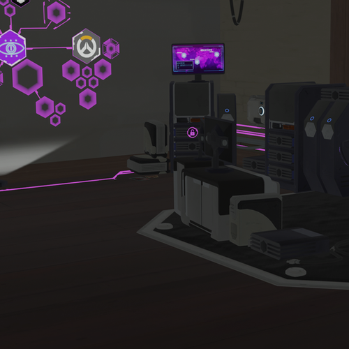 Thumbnail image for Sombra's Room