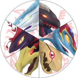Yu-Gi-Oh! - Signer Dragons