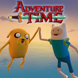 [ShyCocoaKitty] Adventure Time: Finn & jake