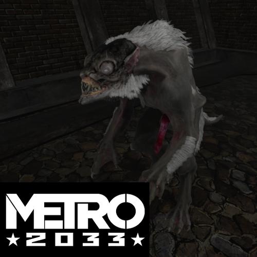 Thumbnail image for Metro 2033- Nsfw WatchMan